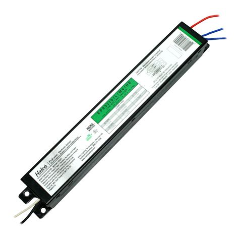 3 l t8 ballast halco 50119 ep232is l mv he t8 fluorescent ballast