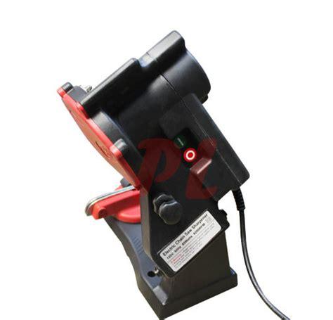 bench mount chainsaw sharpener 4200rpm electric chain saw sharpener bench grinder