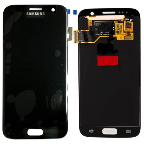 Casing Fulset Samsung E1195 display lcd set black gh97 18523a for samsung