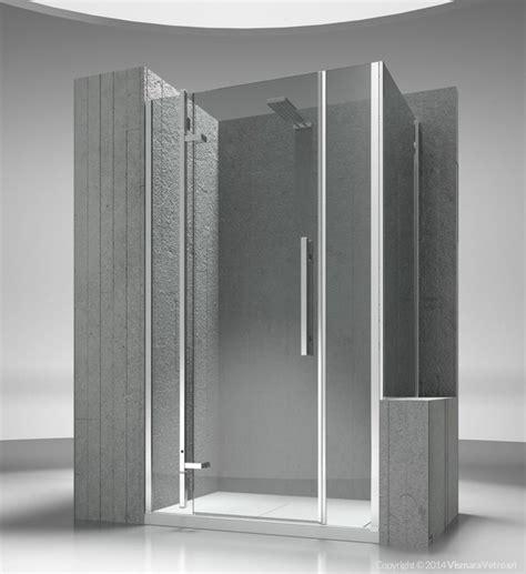 box doccia vismara prezzi box doccia in vetro temperato tiquadro qm qp by