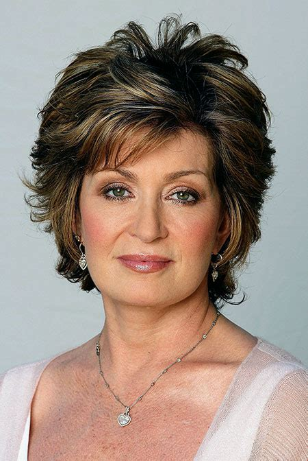 hairstyles62yearoldwomanwithroundface photos of short haircuts for older women short