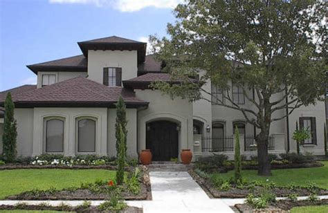 california style house 5 bedroom spanish style house plan with 4334 sq ft 134 1339