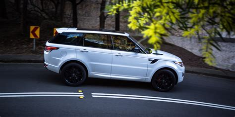land rover hse 2016 2016 range rover sport sdv6 hse dynamic review caradvice
