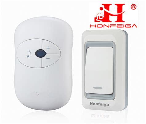 Bell Stereo Speakers honfeiga 105t1r1 wireless door bells with stereo speaker