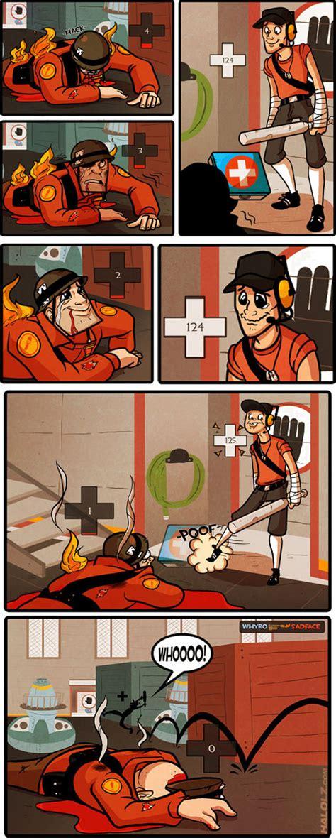 Team Fortress 2 Meme - tf2 scout meme memes