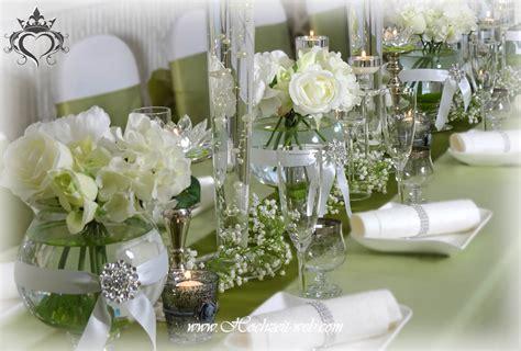 hochzeitsdeko tisch elegante und extravagante vasen f 252 r tischdekoration