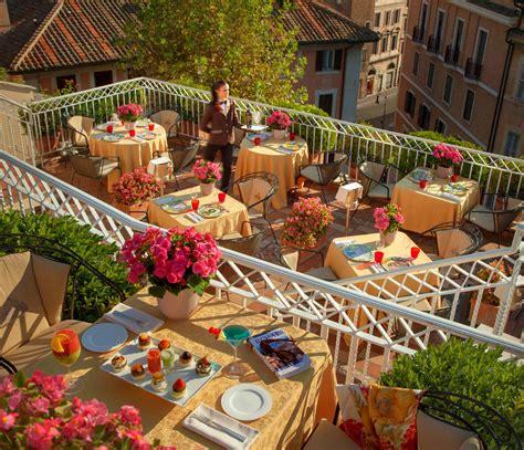 hotel con terrazza roma hotel rapha 235 l roma 5 stelle lusso relais ch 226 teaux la