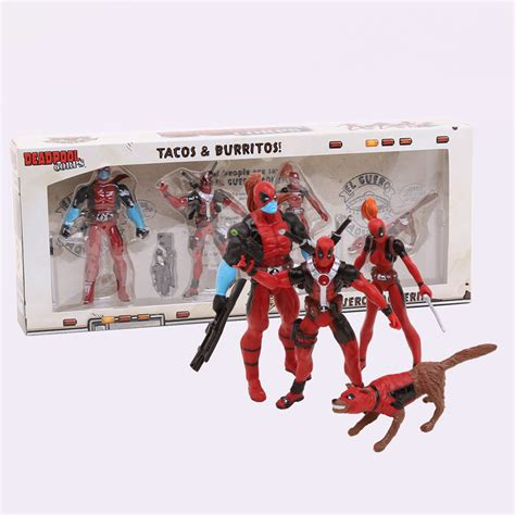 Figure Deadpool Corps Marvel Set get cheap corps figures aliexpress alibaba