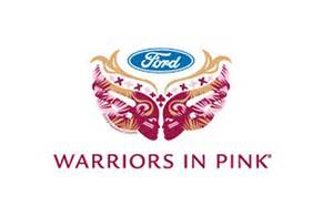 ford warriors in pink car interior design