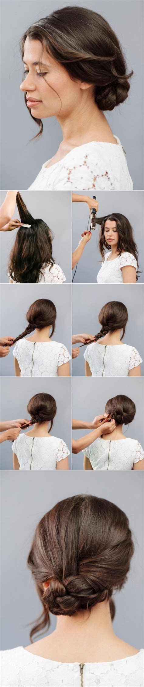 Easy Professional Hairstyles by 101 Easy Diy Hairstyles For Medium And Hair To Snatch