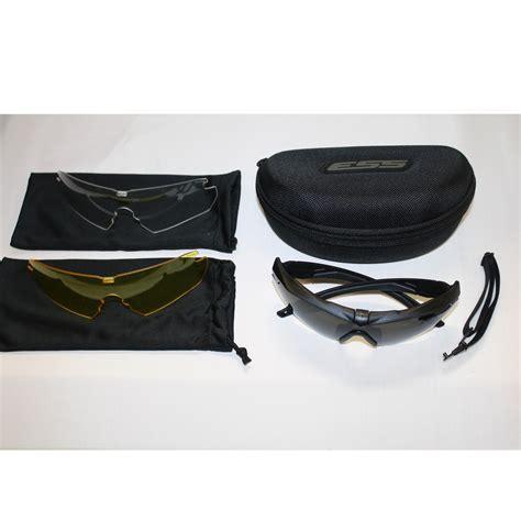 Set Kacamata Ess Safety Us Crossbow ess eyewear 3ls eyeshield kit www panaust au