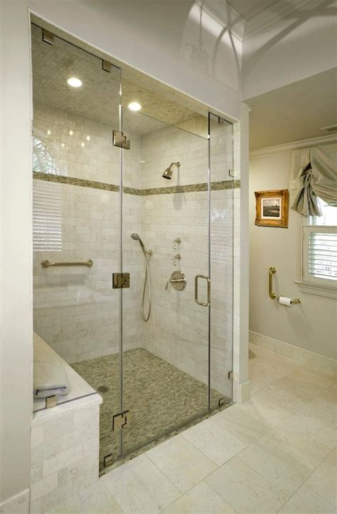 Handicap Shower Design Bathroom Modern With Barrier Free Shower Doors By Tj