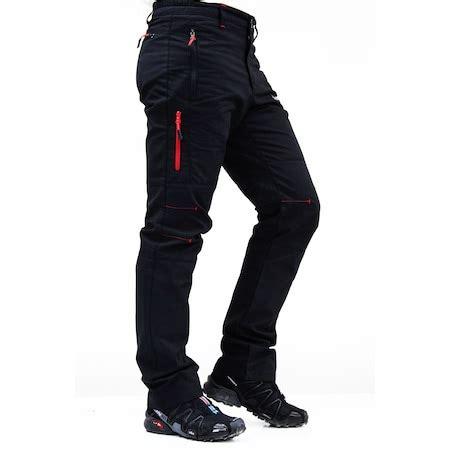 mudwill ripstop erkek outdoor pantolon siyah ncom