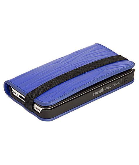 Zumiez Gift Card Code - the hundreds x hex blue hundreds code iphone 4 wallet