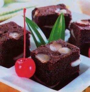 cara membuat brownies kukus rasa buah resep membuat brownies coklat kukus empuk resepmembuat com