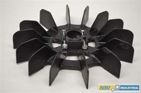 electric motor fan replacement reliance 370428 11in od fan replacement parts electric