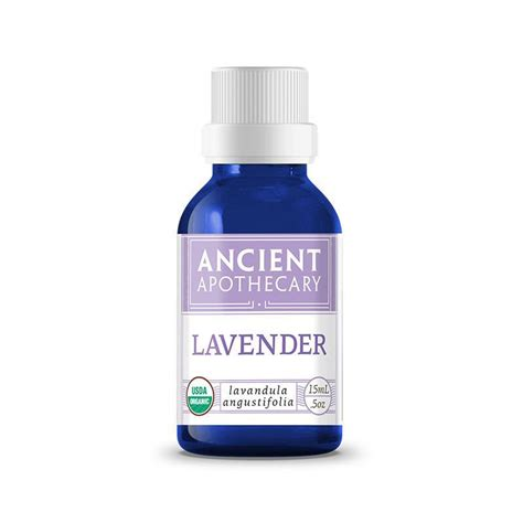 Lavender 15ml certified organic lavender essential 15 ml dr axe store