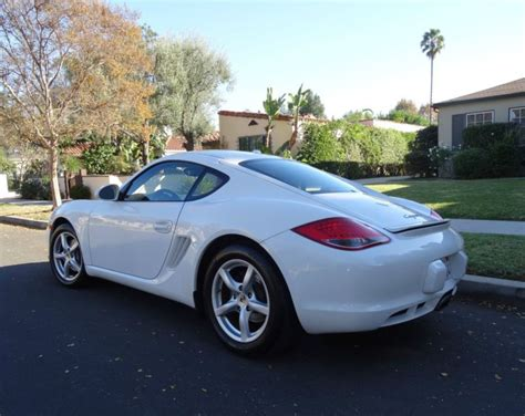 porsche cayman for sale california purchase used 2011 porsche cayman in frazier park