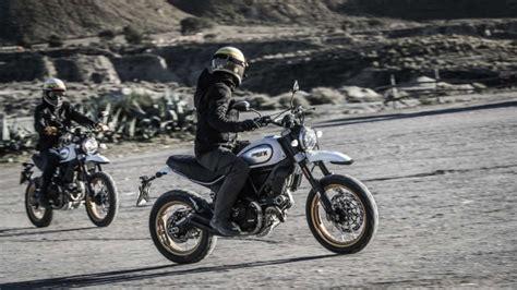 Ducati Motorrad Scrambler by Ducati Scrambler Desert Sled Fahrbericht Motorrad