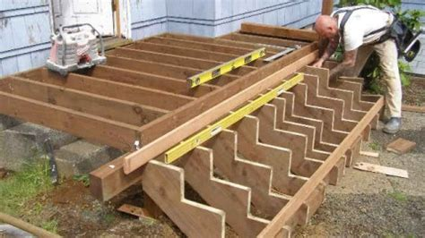 Building Deck Stairs by Building Deck Stairs Wonderful Woodworking