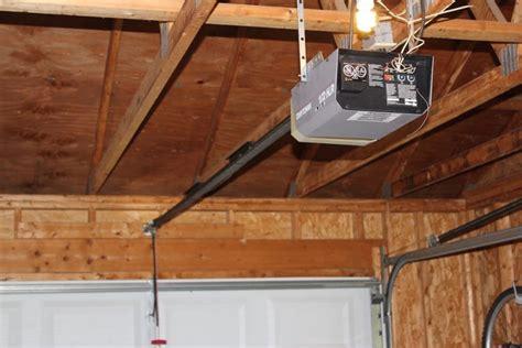 ryobi garage door opener review plug  play   garage
