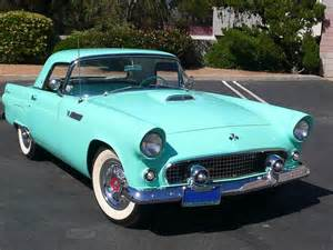 1955 ford thunderbird convertible 91095