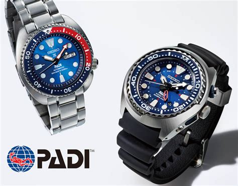 seiko dive watches seiko prospex special edition padi watches popular diving