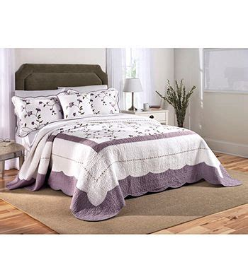 carsons bedding mallory bedspread by living quarters at www carsons com