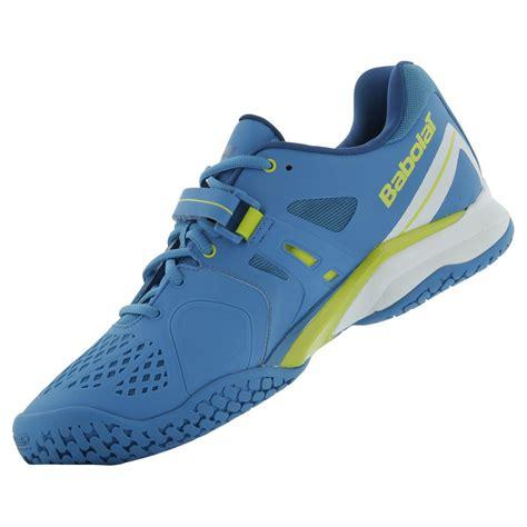 babolat mens propulse 5 bpm tennis shoes blue
