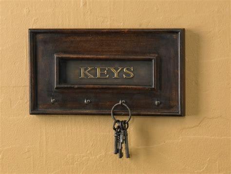 decorative hook quot key rack with hooks quot