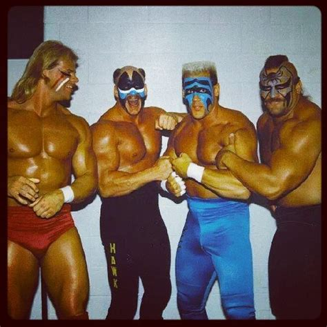 road warrior animal bench press wrestlers bench press luger sting the road warriors rassln pinterest