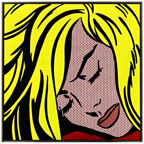 roy lichtenstein movement lichtenstein s sleeping an icon of the pop