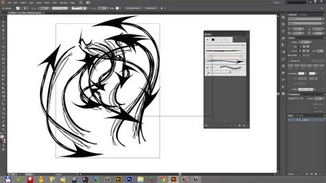 adobe illustrator cs6 use creating custom arrow and art brushes in adobe illustrator