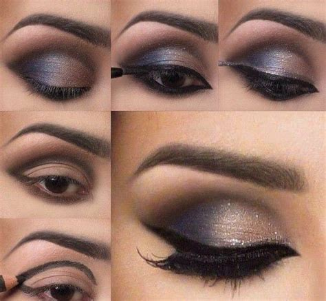 Eyeshadow Za 13 glamorous smoky eye makeup tutorials for stunning