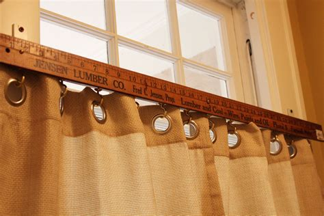 uses for curtain rods 16 creative diy curtain rods ideas