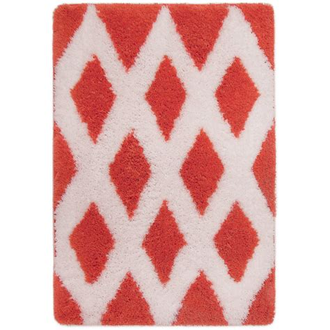 coral color bathroom rugs coral bath rugs roselawnlutheran