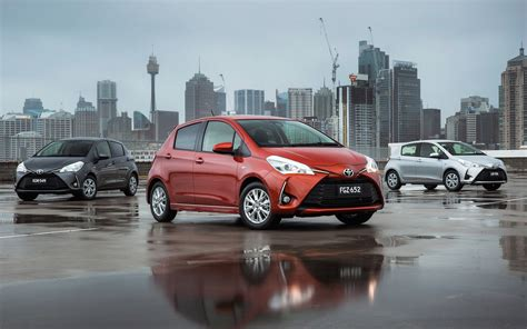 toyota now 2017 toyota yaris now on sale in australia from 15 290
