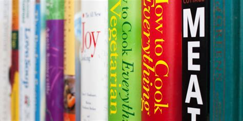 best cookbooks the best most useful cookbooks of all time photos