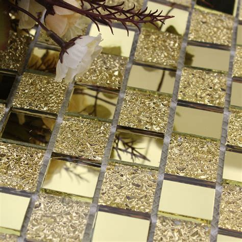 mirror mosaic tile backsplash glass backsplash kitchen tile mosaic design
