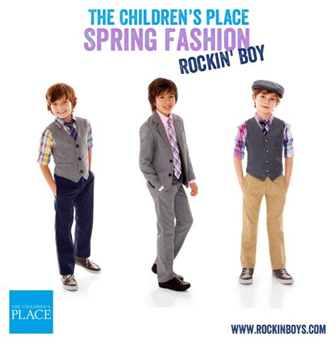 K Cowo Boy Place fashion at the children s place 2014 rockin boys club