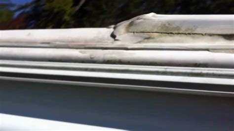 how to install rv awning fabric replacing the awning fabric on an a e model 8500 rv awning