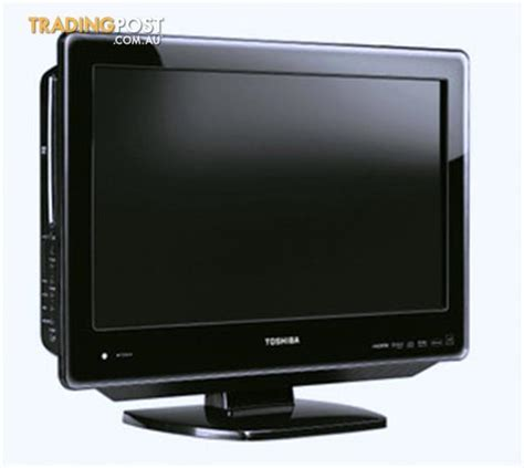 Tv Toshiba Hd toshiba 26dv615y tv with in built dvd player and hd tuner at 399 for sale in prospect sa