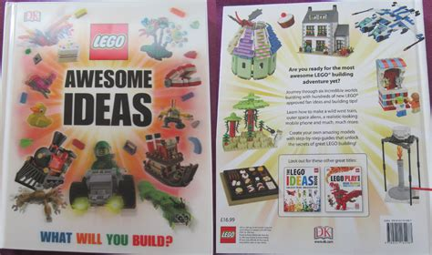 Awesome Giveaway Ideas - lego awesome ideas book review giveaway the witt family