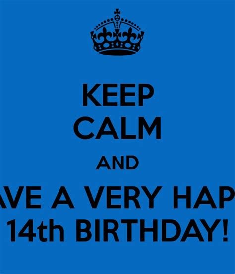 14th Birthday Quotes For Happy 14th Birthday Son Quotes Quotesgram