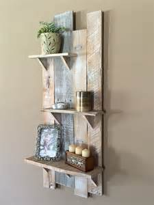 distressed wood wall shelves barn wood wall shelf distressed white antique finish