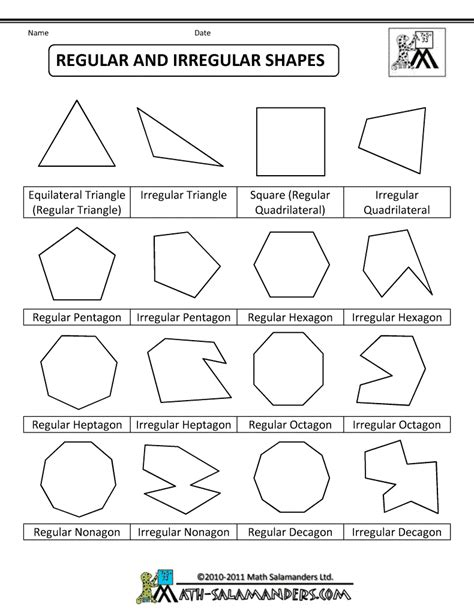 Area Of Irregular Shapes Worksheets by Perimeter Of A Polygon Worksheet Abitlikethis