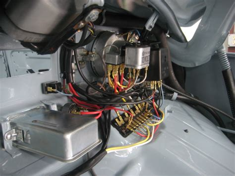 Dinamo Starter D Espass 1600cc der luftk 252 hlers view topic 1968 beetle wiring