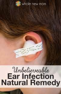 and cheapest ear infection home remedy