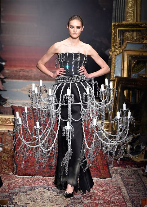 Frock Horror Of The Week Catwalk 5 by Moschino Models Wear Dresses That Are Still At