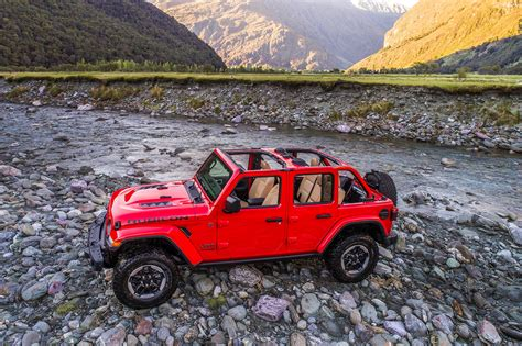jeep wrangler unlimited 2018 the jeep wrangler will get a plug in hybrid variant